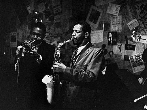 Ornette Coleman-Don Cherry 1959 Five Spot Café
