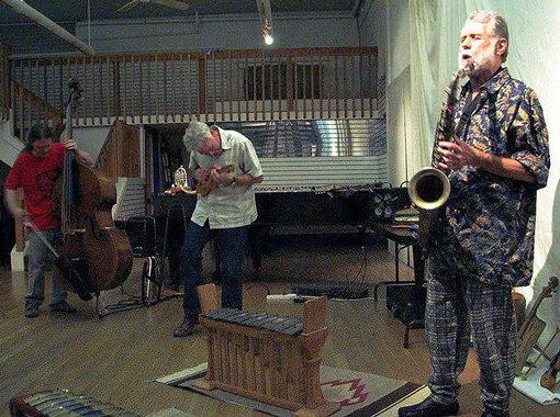 ENVISION ENSEMBLE  w/  Esten Lindgren, John Kuntz, Henry Kuntz at Berkeley Arts Festival  August 27, 2014