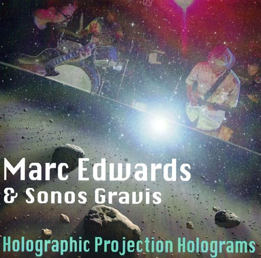Marc Edwards & Sonos Gravis HOLOGRAPHIC PROJECTION HOLOGRAMS (Dog and Panda 6)